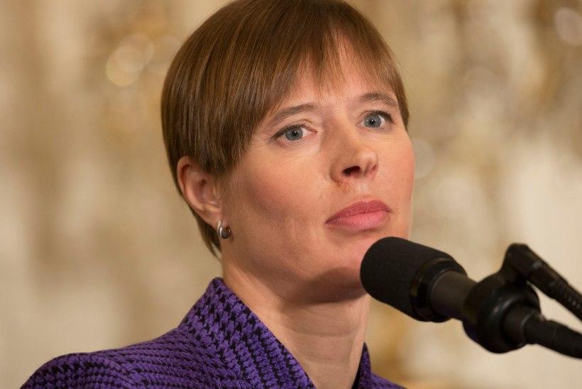 Financial Times: Kaljulaid on Venemaa teemadel Ilvesest vähem sõna võtnud
