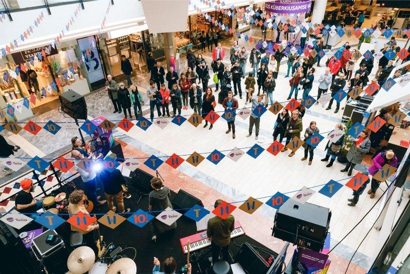 GALERII   Vaata Tallinn Music Weeki esimese päeva linnalava melu!