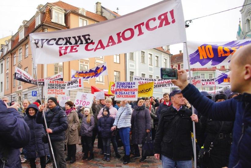 Vene riigiduuma ähvardab Lätit majandussanktsioonidega