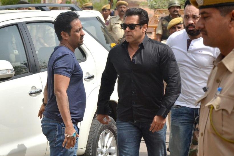 Bollywoodi superstaar võib salaküttimise eest viieks aastaks vangi minna