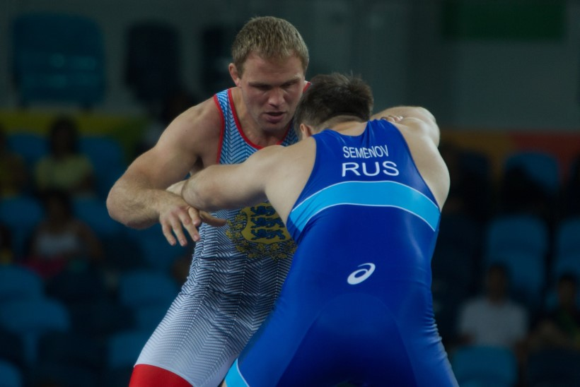 Palusalu võistlustel on kohal ka Vene tippmaadlejad