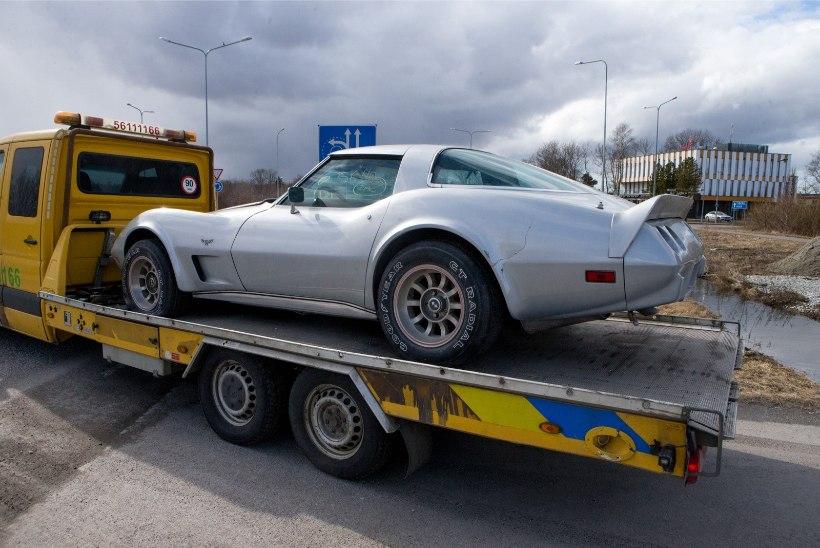 OSTA ÄRA | Skandaalse Jaanus Vingi konfiskeeritud uhked masinad leiab müügiportaalist