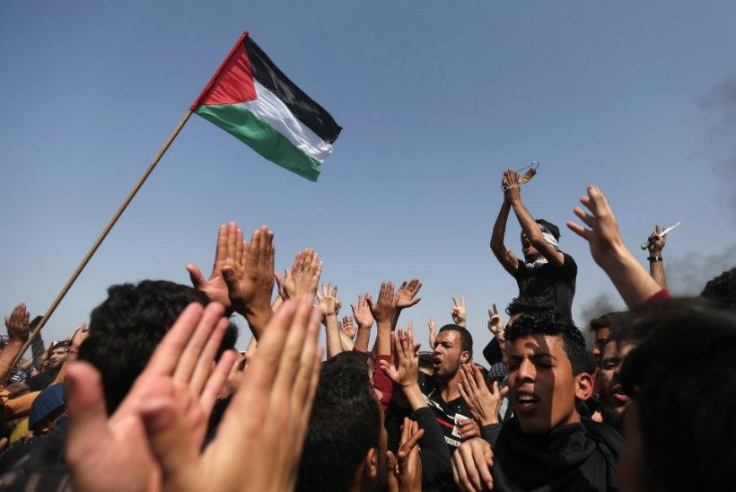 VÄGIVALD JÄTKUB: Iisraeli-Gaza piiril hukkus kuulirahes viis inimest