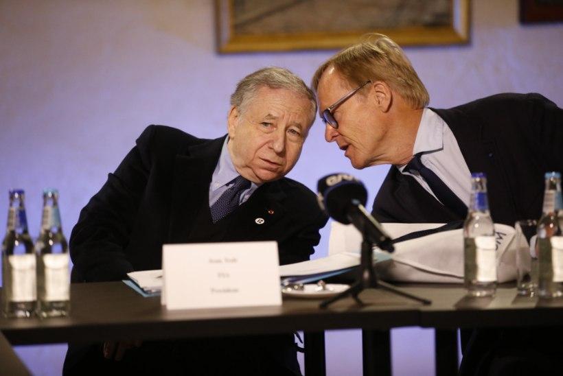 Jean Todt andis Rally Estonia korraldajatele soovituse, Ari Vatanen näeb rallil suurt tulevikku