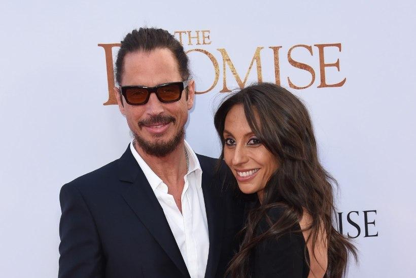 Soundgardeni laulja lesk pühendub narkosõltlaste aitamisele
