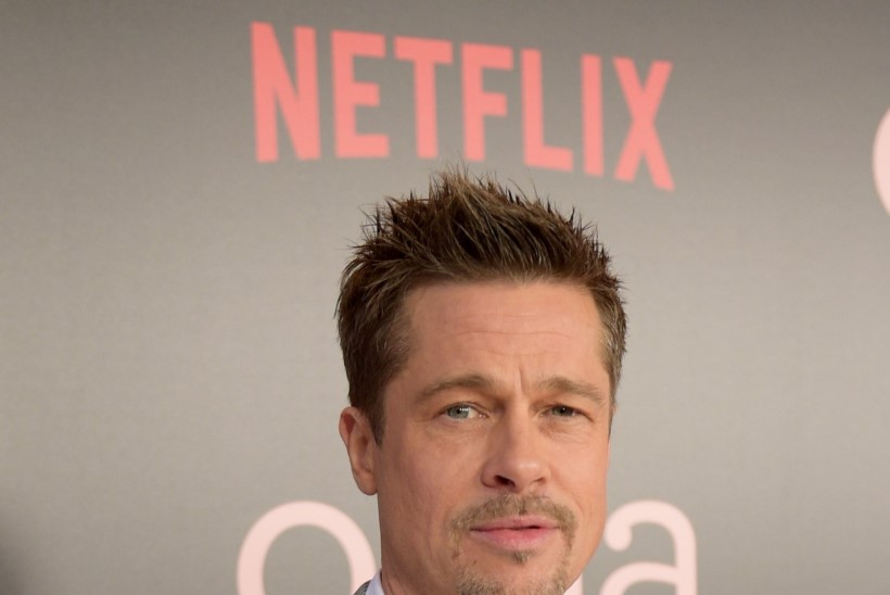 Brad Pitt kohtub seksika arhitektiga