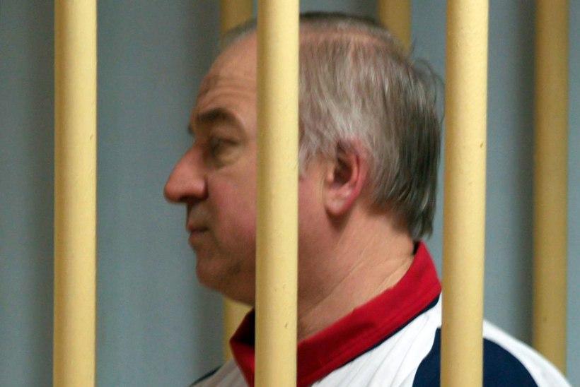 Sergei Skripali tervis ei ole enam kriitilises seisus