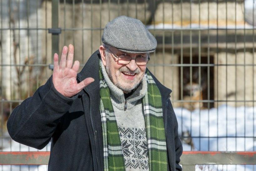 """Teet Kallas oma 75. sünnipäeval: """"Ei lasta väga vanaks minna, ikka juhtub midagi!"""""""