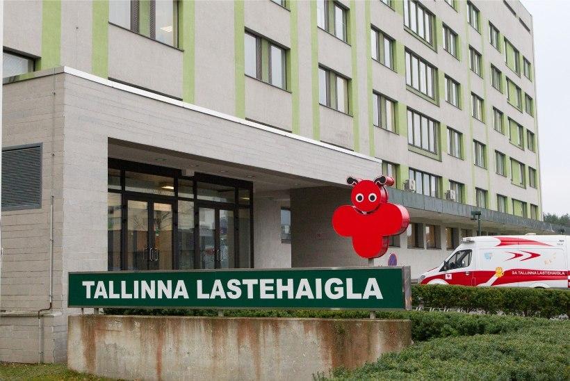 Tallinna Lastehaigla investeerib tänavu üle pooleteise miljoni euro. Mida selle raha eest tehakse?