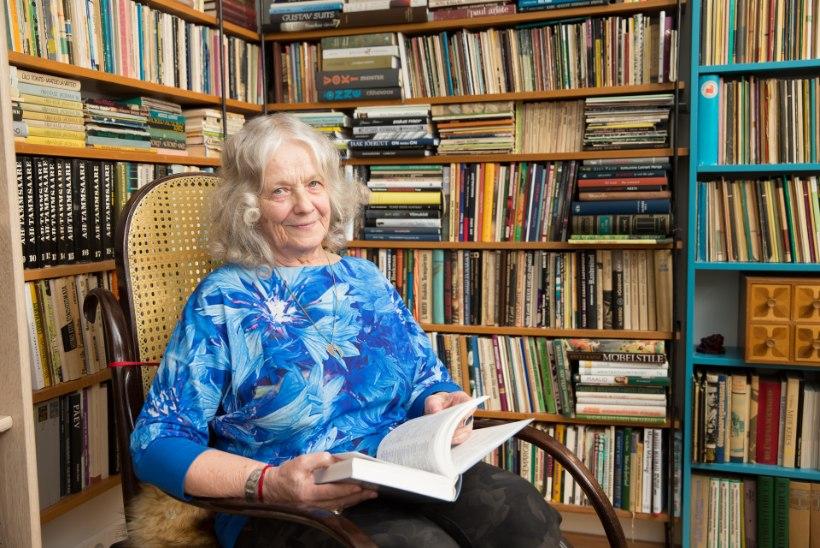 """Kirjanik Lehte Hainsalu: """"Inimese elu algab 80. eluaastast – siis on ta vaba kõigest."""""""