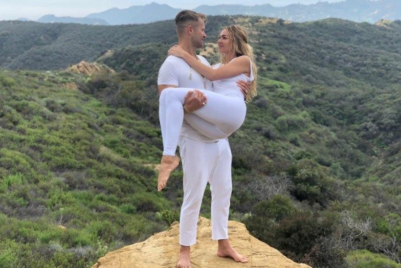Palju õnne! Näitleja Johann Urb abiellus oma kallimaga