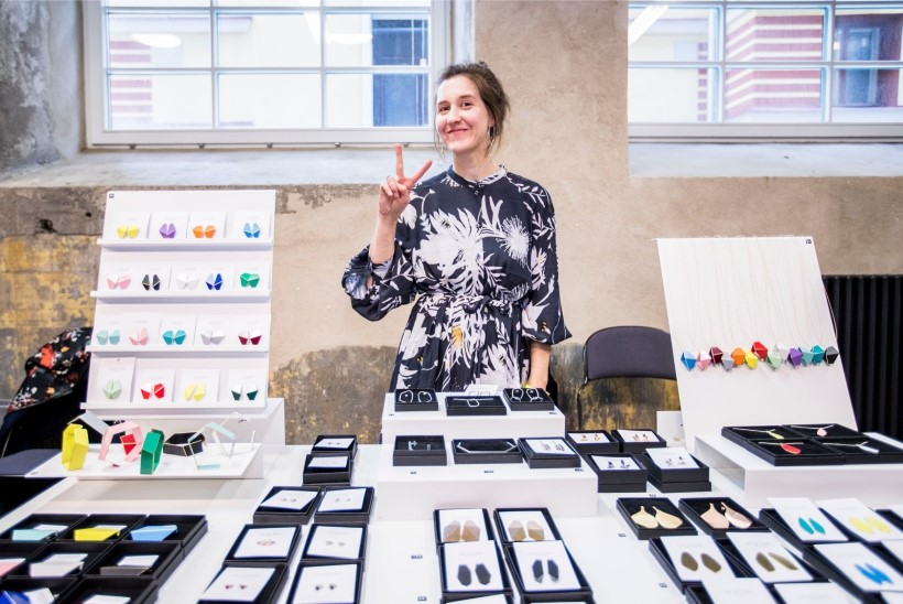 PILDID | Kevadine Disainiturg tutvustas Eesti ja Baltimaade disainibrändide paremikku