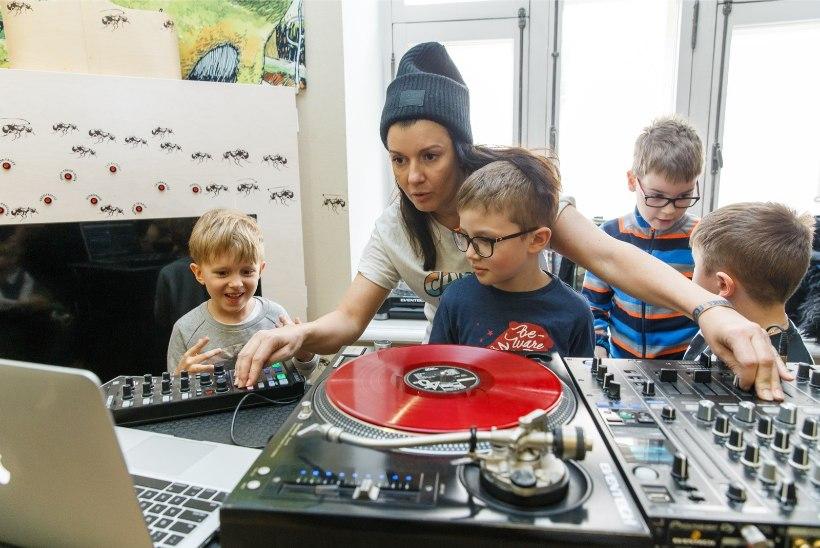 VIDEO | Heidy Purga õpetas lapsi nende lemmiklaulu järgi diskot tegema