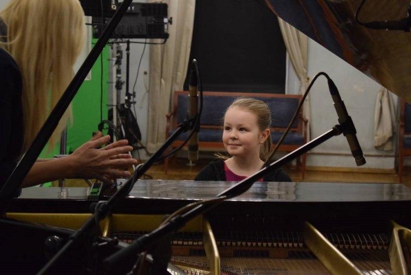 GALERII   Lõbusad klaveriloomad innustavad lapsi klaverimängu õppima