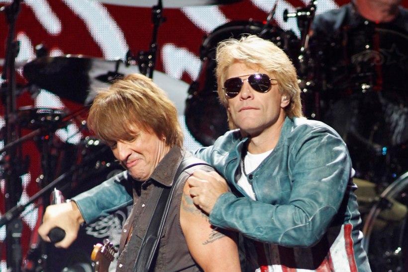 Richie Sambora taasühineb Bon Joviga