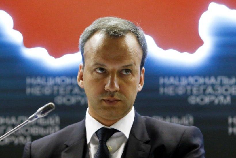 Venemaa valitsus toetab USA poolt sanktsioneeritud ettevõtteid