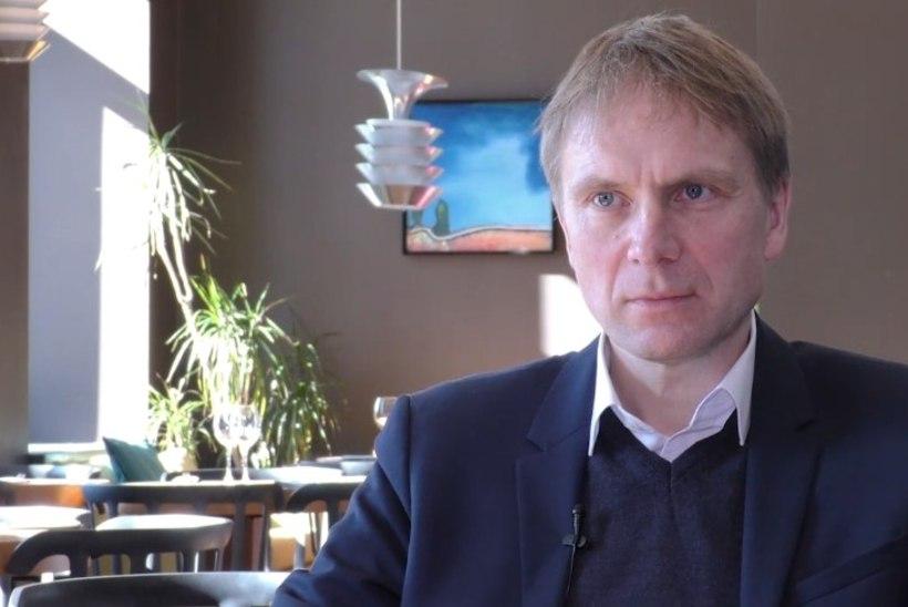 Eerik-Niiles Kross Interpoli tagaotsitavate nimekirja sattumisest: seda ei sooviks isegi vaenlasele
