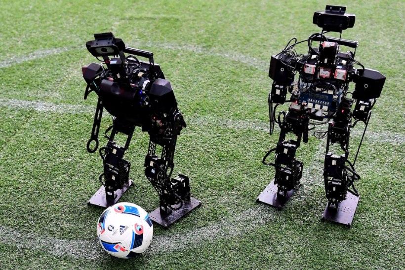 ROBOTID TULEVAD?! Kas ja kuidas muudavad tehisintellektid spordimaailma?