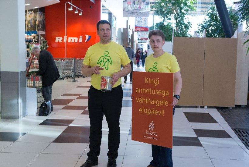Vähiravifondi annetustalgutel koguti ligi 34 000 eurot