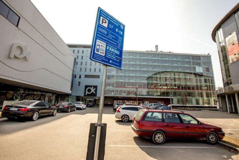 Parkimishinnad plaanitakse teha kohalikele soodsamaks