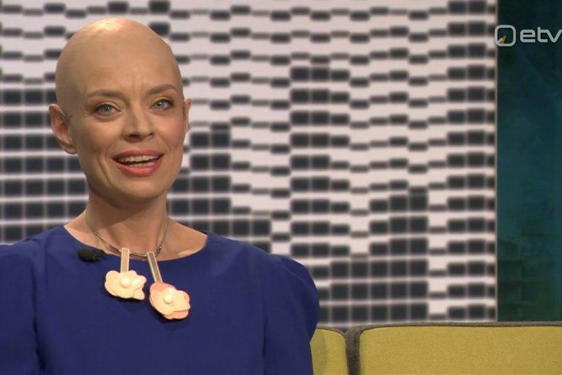 """VIDEO   Grete Lõbu jäi """"Ringvaates"""" juustest ilma!"""