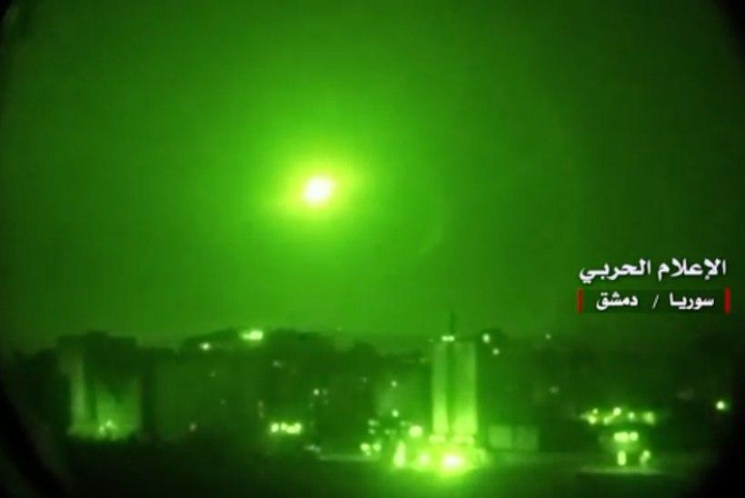 POMMIRAHE: Iisrael ja Iraan asusid karmi tulevahetusse