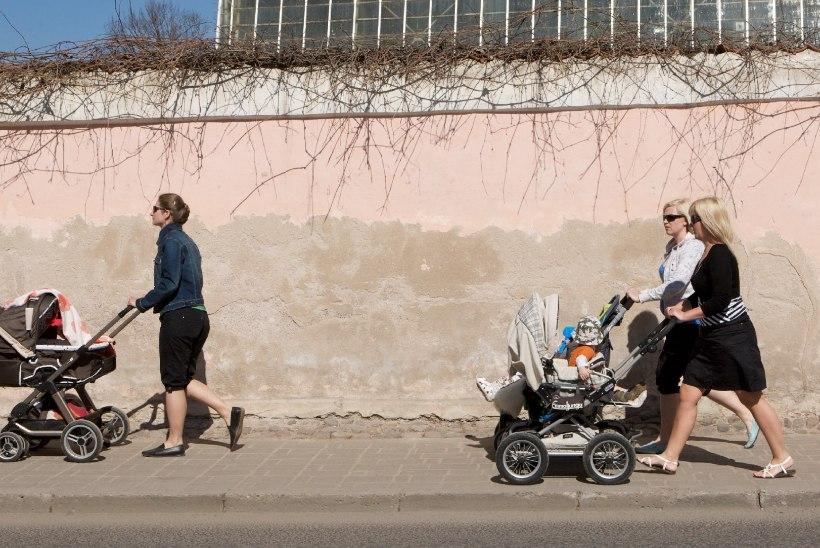 Emadepäeva kärumatkad täiendavad EV100 matkasarja
