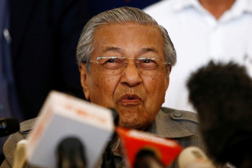 Malaisia saab maailma vanima peaministri
