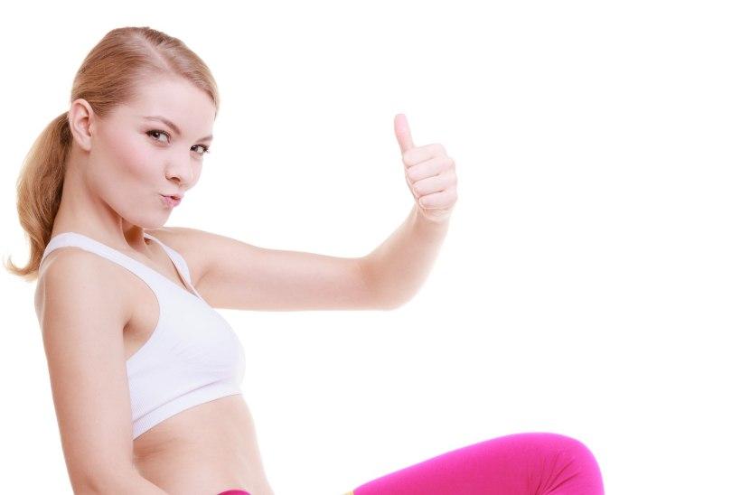 Seitse tegevust, mis aitavad reitelt rasvakihti peletada