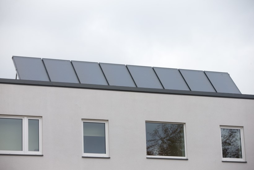 Kuidas rajada kodust päikeseparki?