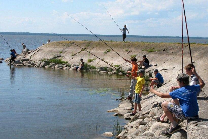 Lea Saarega missioonitundest ja kalapüügist