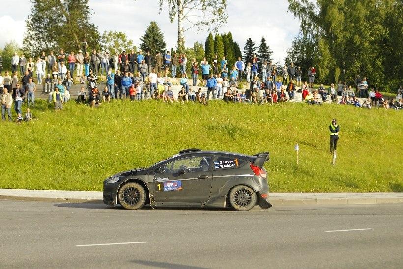 Juba homme! Tallinna rallil näeb kahte WRC-autot