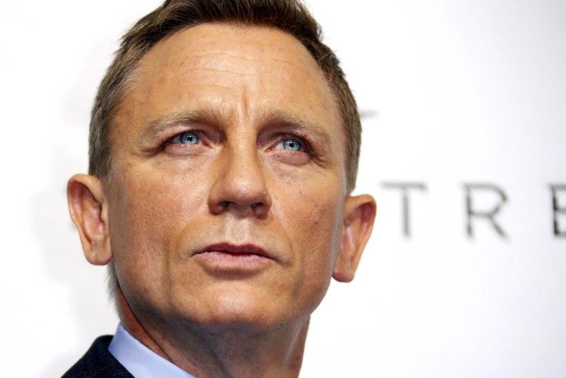 Daniel Craigile makstakse viienda Bondi-filmi eest 25 miljonit dollarit?!