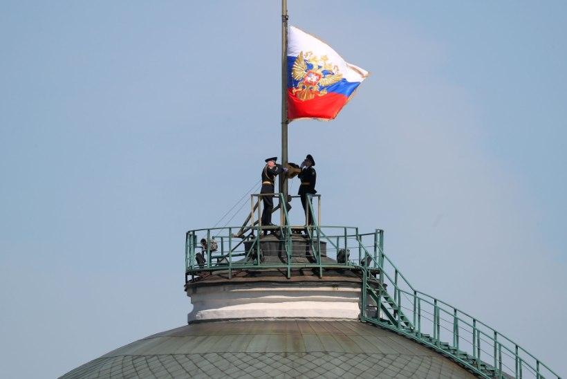 Venemaad tabasid uued sanktsioonid