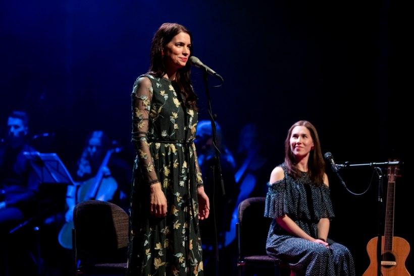 GALERII   Liisi Koikson ja Mari Jürjens andsid esimese ühiskontserdi