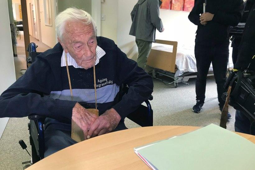 104aastane teadlane lõpetas oma elu Šveitsi eutanaasiakliinikus