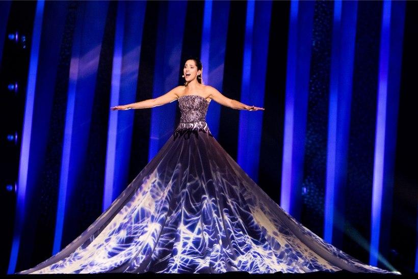 Eesti esineb Eurovisioni finaalis kuuendana