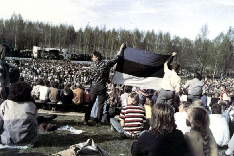 Kuidas algas laulev revolutsioon? 30 aastat Alo Mattiiseni lauludest