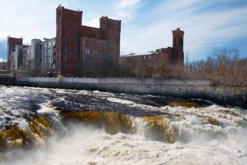 Economist: Eesti teeb Narvast laheda linna!