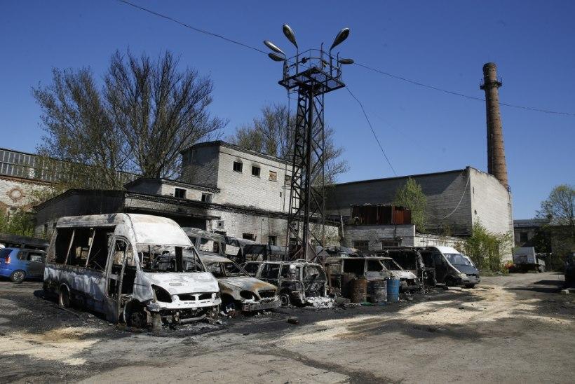 Tallinn mattus tossupilve: kahjutuli neelas 14  autot... ja plastkemmergu