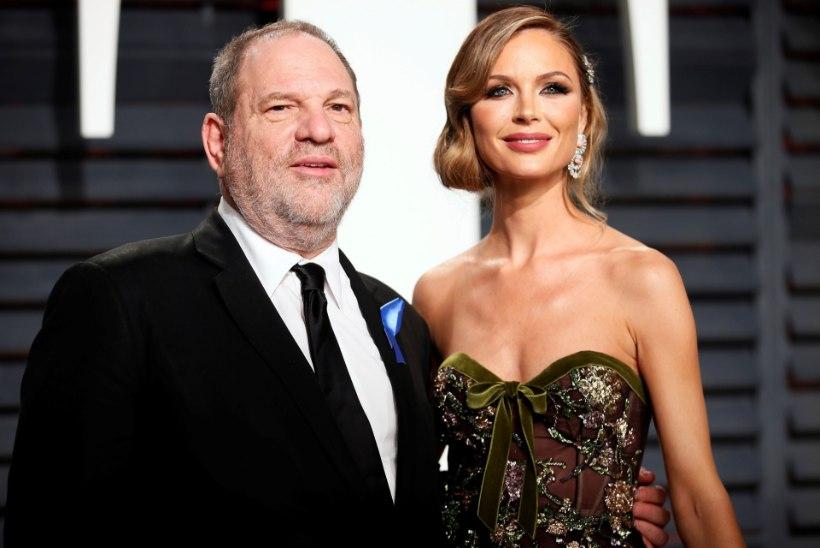"""Weinsteini abikaasa avas viimaks suu: """"Ma ei kahtlustanud midagi!"""""""