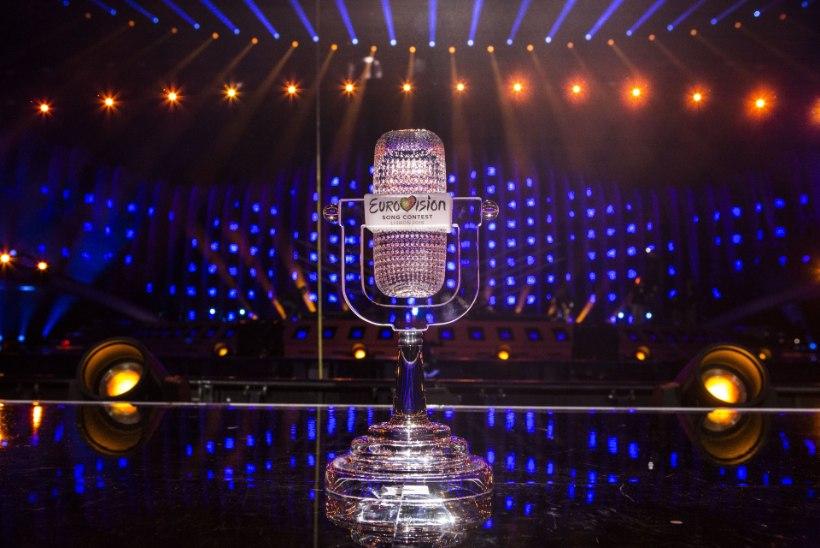 FOTOD   Vaata, milline näeb välja Eurovisioni võidutrofee