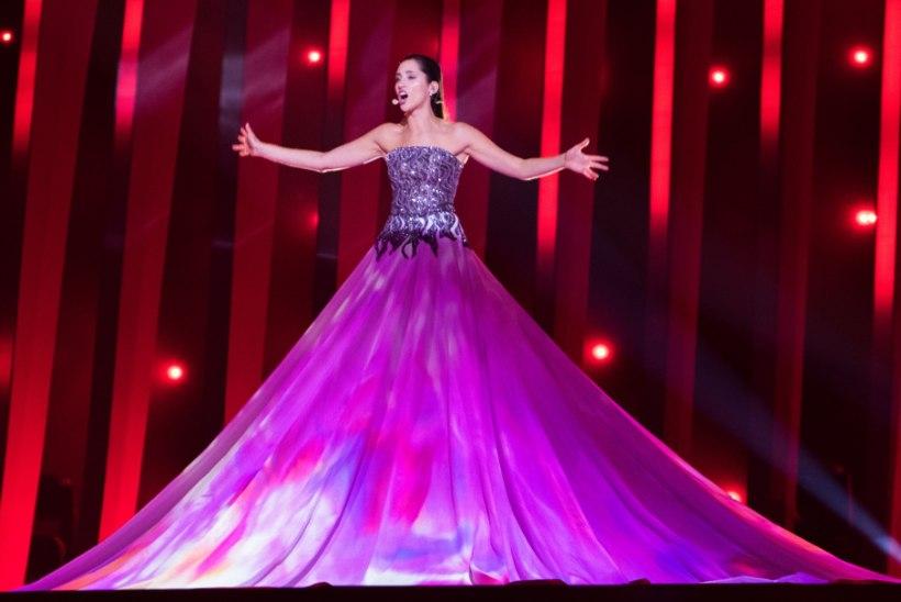 "Kas Elina laulab Eurovisioni finaalis ""La forzat"" mitmes keeles?"