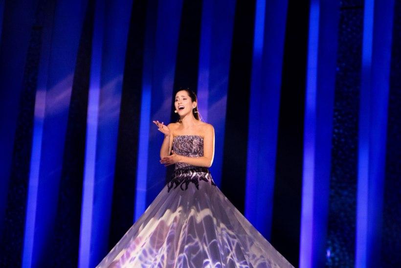 BLOGI JA GALERII | Iisrael võttis Eurovisioni võidu, Eestile finaalis 8. koht!