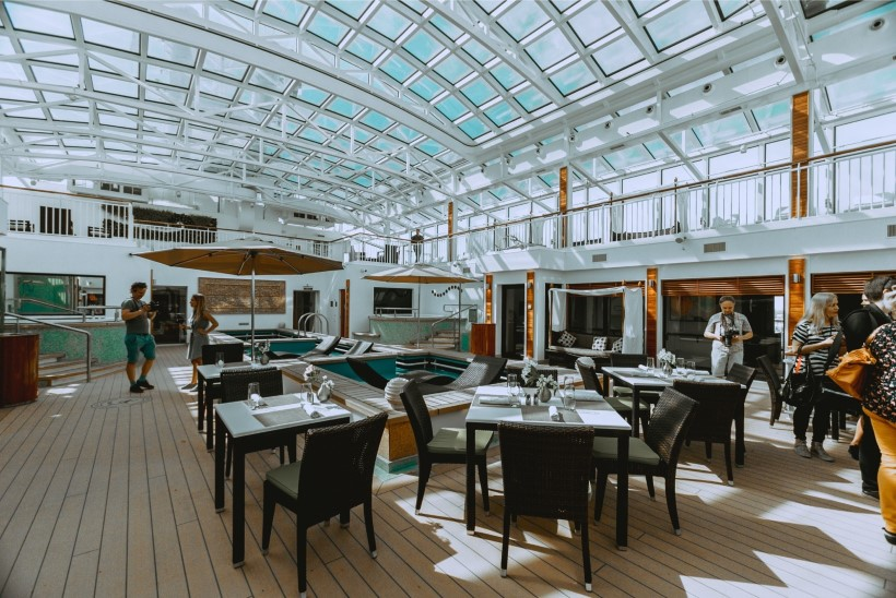 ÕL VIDEO JA PILDID | Luksuslik päev Euroopa ühel suurimal kruiisilaeval