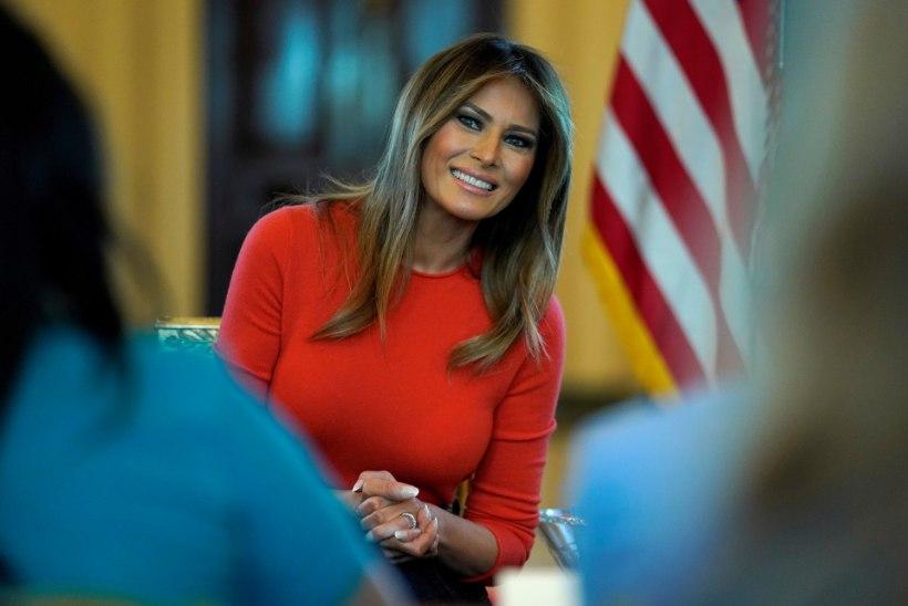 Melania Trump toibub operatsioonist