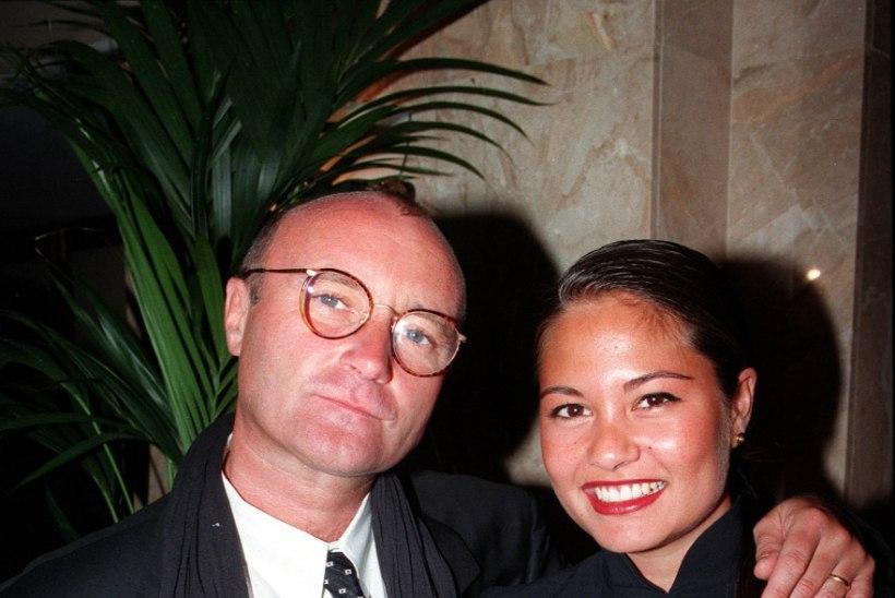 Phil Collinsi abikaasa on ilulõikustega liiale läinud?