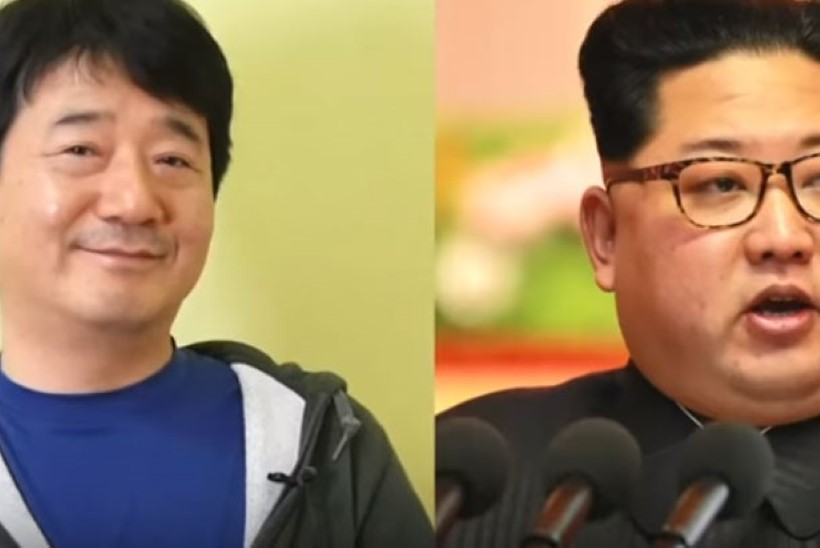 VIDEO | Lõuna-Koreas elab veel üks Kim Jong-un!