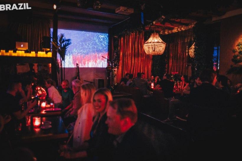 PEOGALERII | Ülikuum Brasiilia pidu Lounge Deja Vu's