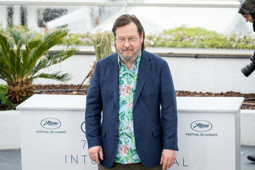 Von Trieri uus film pani Cannes'i publiku nördimusest ulguma ja välja marssima